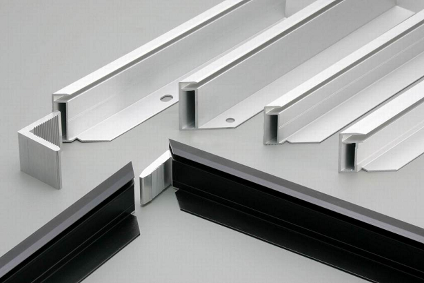 SOLAR FRAME - PRODUCTS - First Aluminum